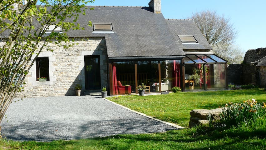 Le charme de la pierre - Cohiniac - Huis