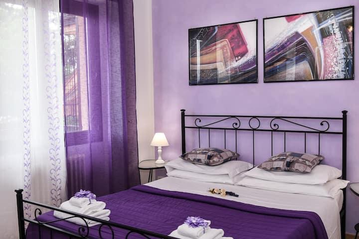 """B&B Villa Sophie - Camera """"Violetta"""""""