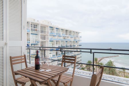 Apartment with Panoramic Sea Views and Balcony