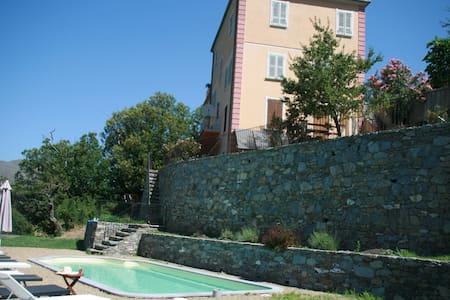 Chambre d'hôte au coeur de la Corse - Sant'Andréa-di-Bozio - Bed & Breakfast