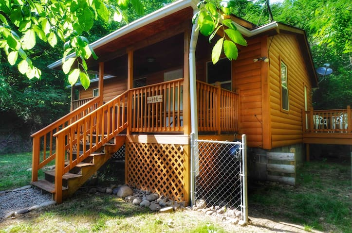 Best4#SocialDistancing*NewCabin5minFromParkway*DH
