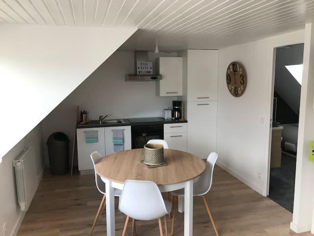Appartement lumineux emplacement idéal