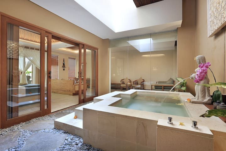 Suite Room with Spa Bath in Ubud #hideaway