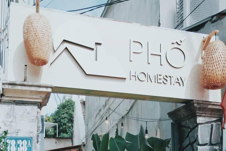 PHỐ Homestay Nha Trang (5 minutes to the beach)