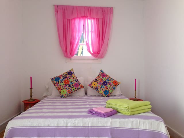 Lila Room studio sur terrasse - Asilah - House