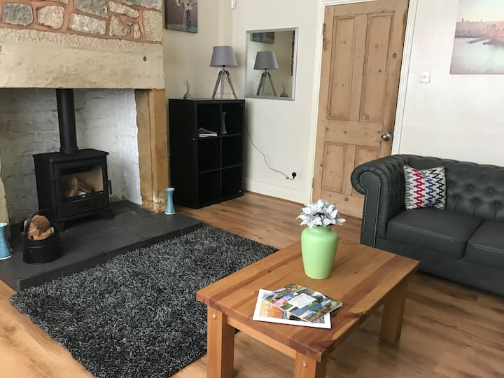 Cosy Beach Retreat Newbiggn by the Sea