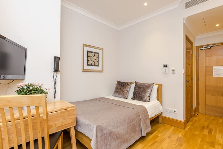 Fantastic Studio Flat in Russell Square