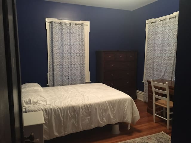 Private bed and bath in historic Lakewood home!