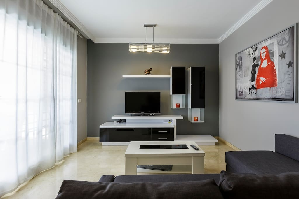 Modern apartment in benalmadena golf apartments for rent