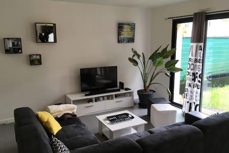 Logement T2 55m2 moderne à Clisson + jardin