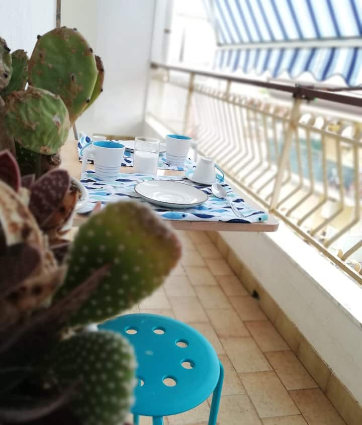 Cozy appartment in Giardini Naxos