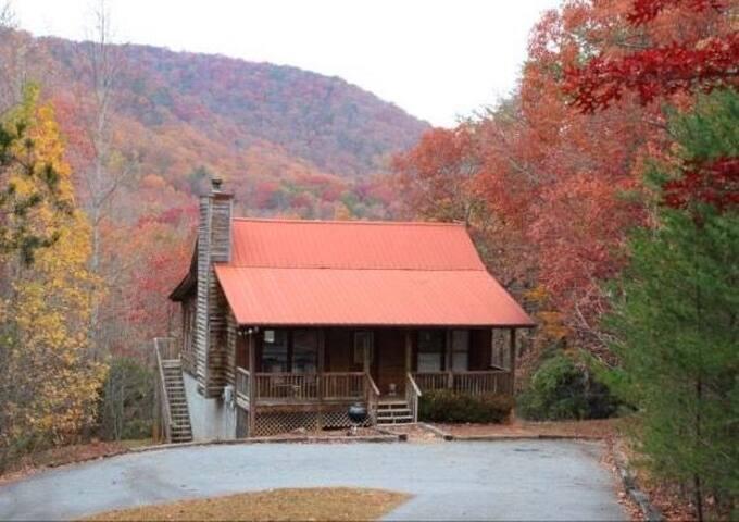 Cedar Suite Cabin - Awe Inspiring Views