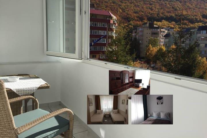TUDOR 3-room Apartment