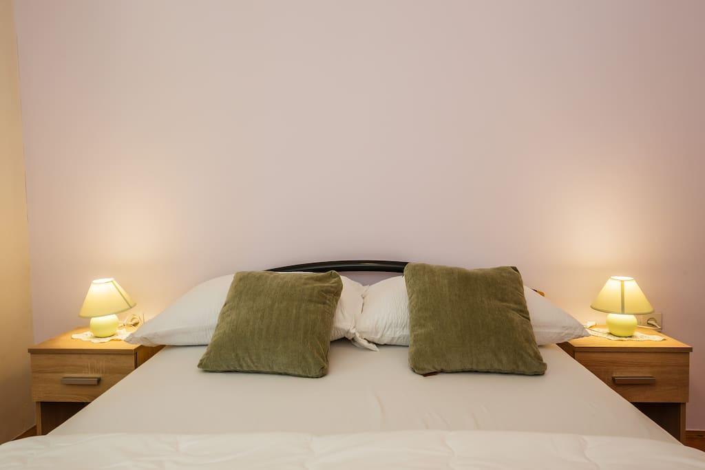 Bedroom - Charming Apartment Near Sea
