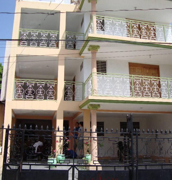 House Front/Facade