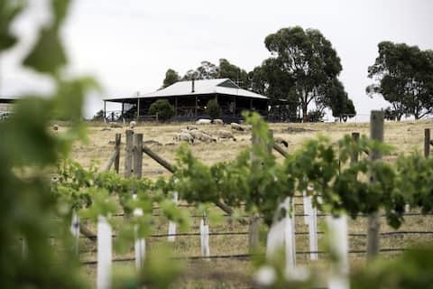 Axedale Farm Cottage & Vineyard