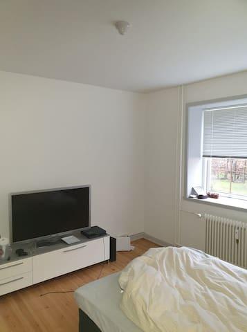 Quiet room in Trøjborg