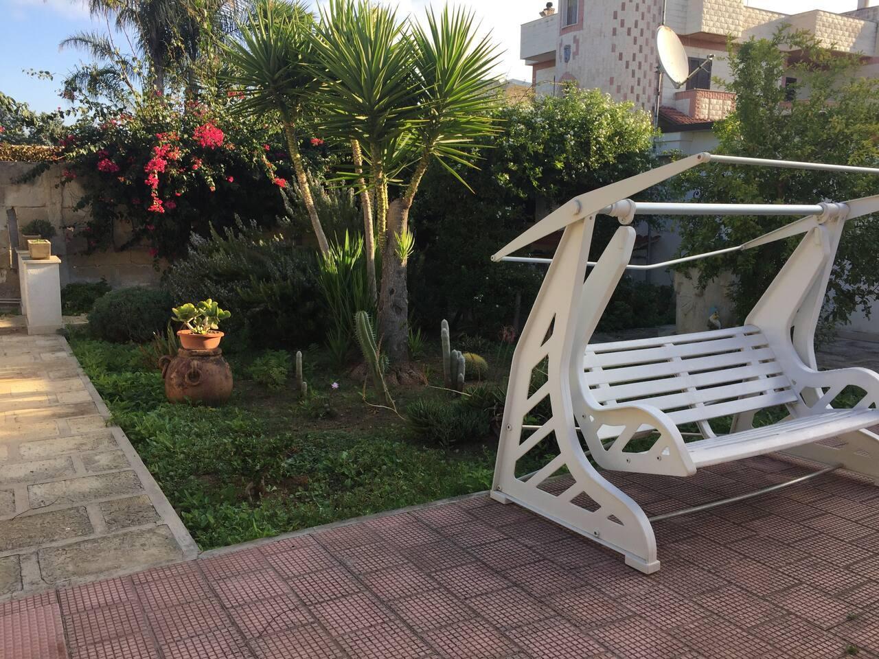 Il nostro giardino, piacevole relax