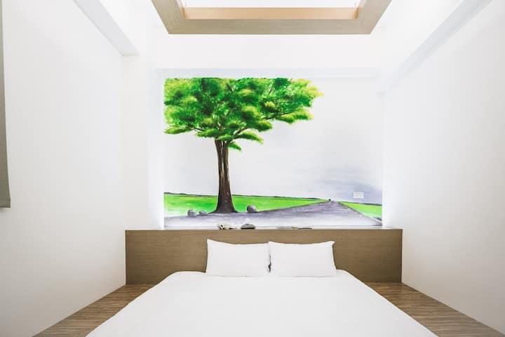 門廷若室-和式雙人房201