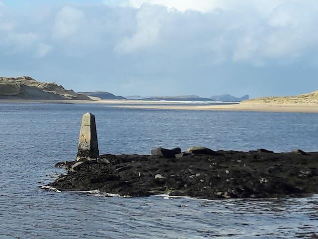Falcarragh Pier