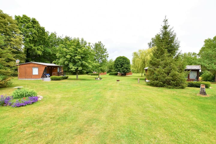Boutique Bungalow in Insel Poel with terrace