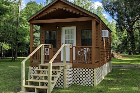 Suwannee River Cabin Sanctuary - Kara's Cabin