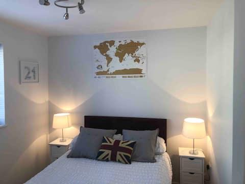 Moderné čisté  ubytovanie