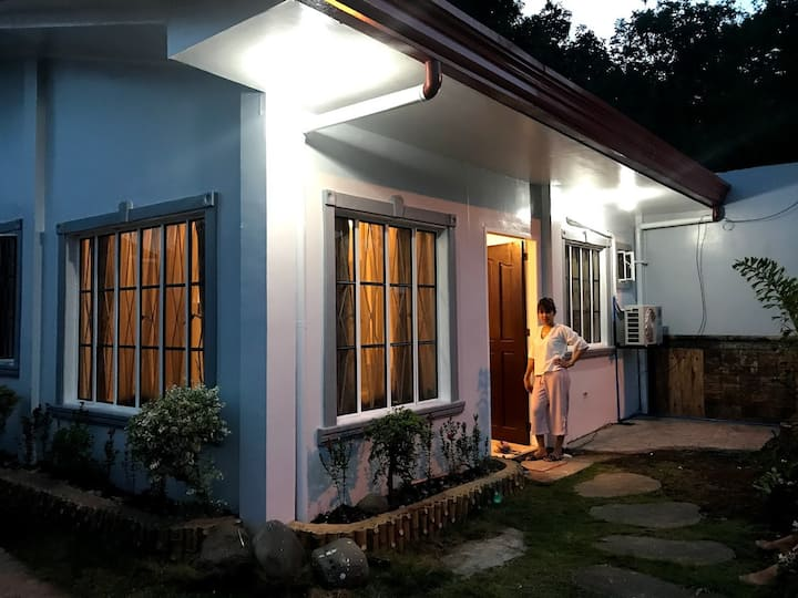 2 aircon and fullyfurnished home in Davao (100sqm)