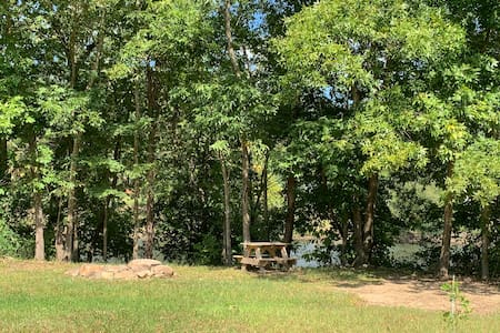 The Sweet Spot at Laughing Waters Campground