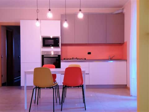 Tukasa...your apartment 2 steps from the walls