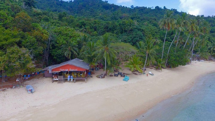 Perhentian Malaysia on your own private beach