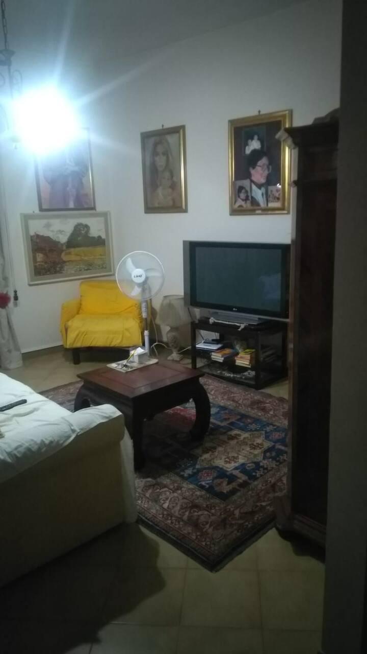 Carmela's House: