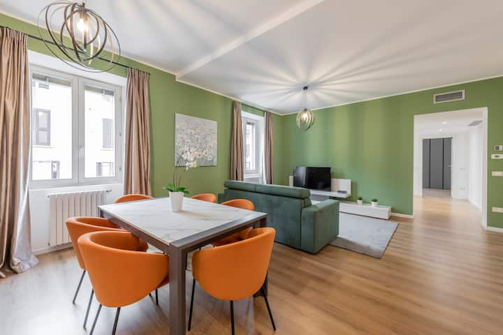 NAVIGLI 9 - Exclusivity & Quite for 6 People