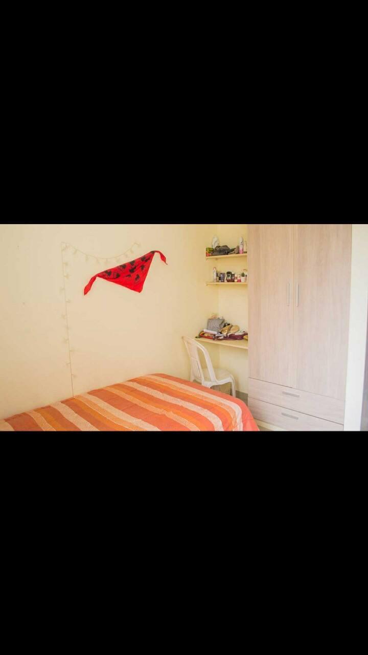 Linda habitación  en casa compartida Pueblo Libre