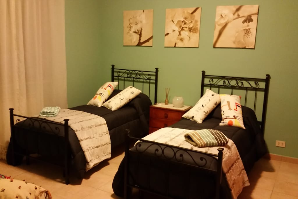 Camera Due - Bedroom Two