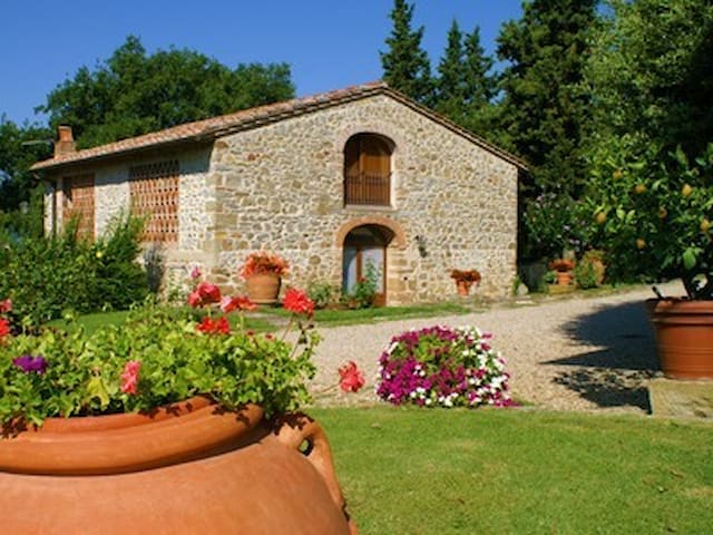 "Country House ""Il  Colle 2"" Florence Fiesole"