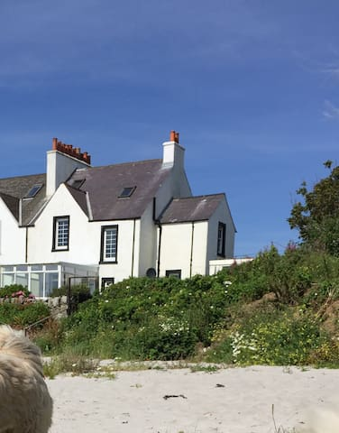 Beach side home on Islay - Port Ellen - Rumah