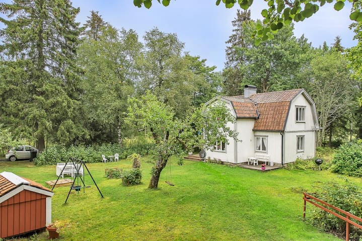 Charming country house in beautiful Roslagen