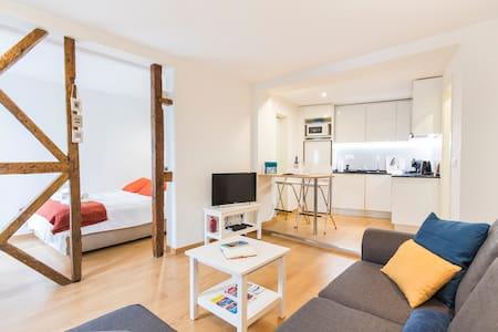 Cozy studio in Santa Apolonia - Lisboa - Lejlighed