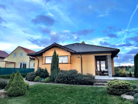 3 bedroom house in calm area