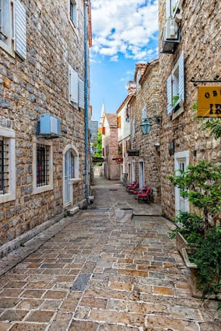 Old town - Budva