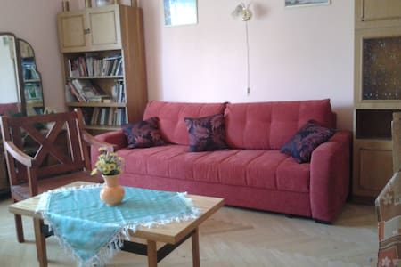 Studio near the metro line 2 (red) - Budapest