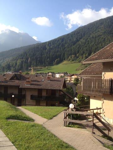 Appartamento delizioso davanti agli ski-lift