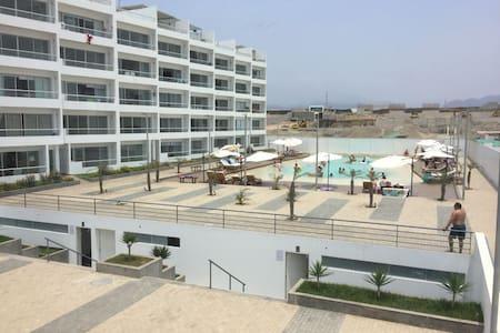 Departamentos en la mejor playa de Lima! 4to piso