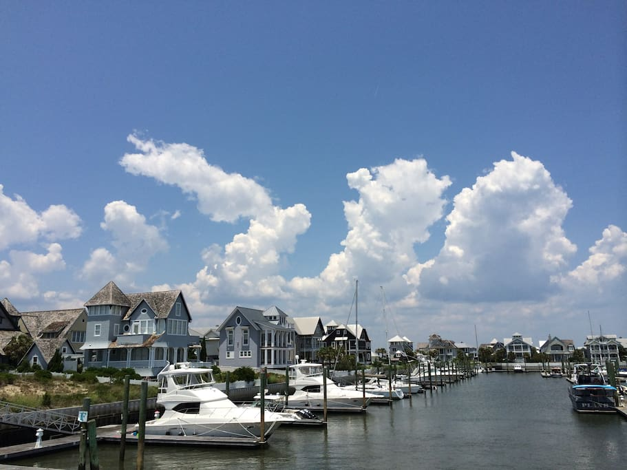 Bald Head Island Marina - Welcome to Your Perfect Island Holiday!