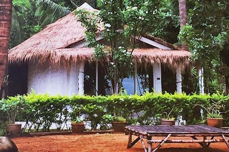 Beach bungalows, The Souk Resort on Ko Chang