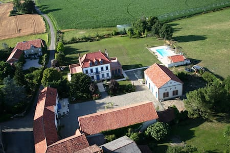 Luxurious & charming detached gite - Castelnau-Rivière-Basse