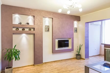 Modern and nice apartment near Republic sq. - Erevan - Pis