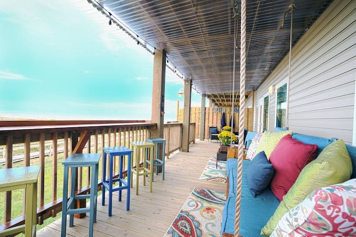 New! On the Beach!  Sleeps 8 !