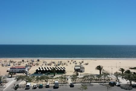 Lovely T1 Beachfront Monte Gordo - Monte Gordo